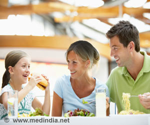 A Family Meal a Day may Keep Obesity Away: Study