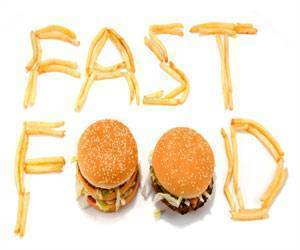Adults Get 11 Percent Calories From Fast Food