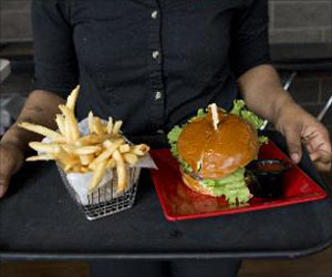 Fast Food Could Expose Consumers To Harmful Industrial Chemicals