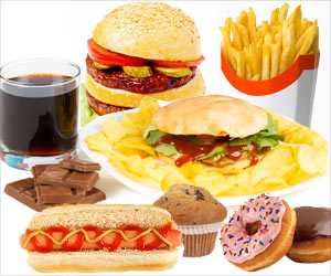 Metabolic Disease Risk Increases With Just a Little Junk Food