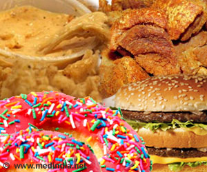 Consumption of High-Fat Foods in Adolescence Increase Breast Cancer Risk