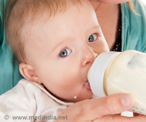 Infants With Strong Sucking Skills Likely to Gain Weight