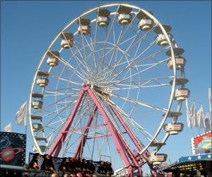 In Superstorm Sandy Devastated Staten Island Development Of World's Largest Ferris Wheel Continues Unabashed