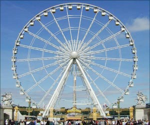 Dubai Set to Build World's Biggest Ferris Wheel Named as the Dubai Eye