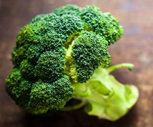 Fiber Rich Broccoli Can Protect the Gut From Colitis