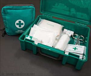 First Aid Kit for Your Vacation