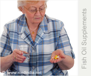 Some Older Adults Need to Consume More Fish Oil to Reduce Risk of Metabolic Syndrome