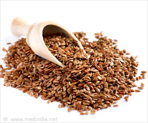 Impact of a Weight-Loss Diet With Flaxseed on Men