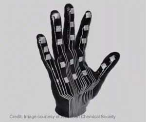 New Flexible Electronic Skin Helps Human-Machine Interactions