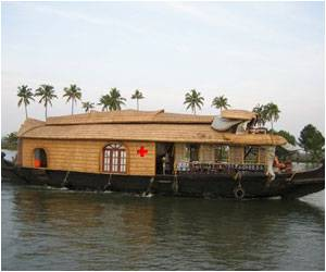 Kochi Floating Hospital Godsend to Locals