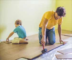 Home Renovations can Affect Your Child's Lung Function