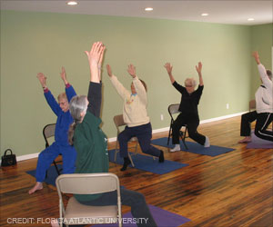 Chair Yoga Found to Be an Effective Treatment Strategy For Osteoarthritis