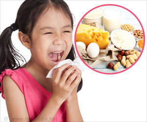 New Study Records Prevalence of Food Allergies