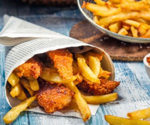 Food Wrapped in Newspaper is Harmful to Health: FSSAI