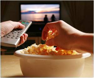Watching TV for Too Long Increases Risk For Blood Clot In Vein