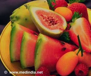 Fresh Fruits Can Cut Heart Disease Risk in China
