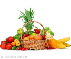Decrease in Daily Frequent Consumption of Fruits and Vegetables in America