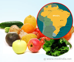 Southern Brazilian Adolescents Do Not Eat Sufficient Fruits and Vegetables