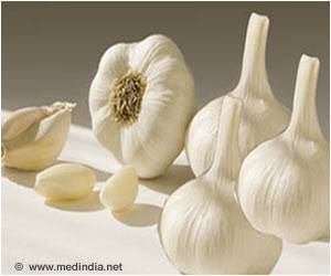 Garlic Fights Source of Food-borne Illness
