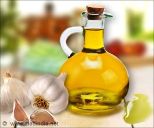 Garlic Oil may Help Treat Heart After Heart Attack