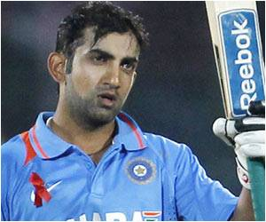 Star Cricketer Gautam Gambhir Pledges to Donate His Organs