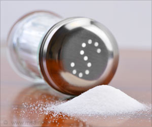 High Salt Intake Linked to Gene for Hypertension