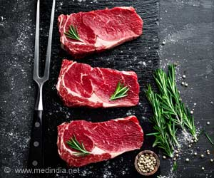 Red Meat Role in Gut Bacteria, Heart Disease Development Revealed