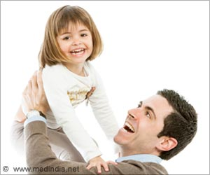 Playtime with Dad Gives Kids More Control Over Their Emotions
