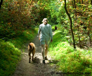 Take a Short Walk in Nature to Reduce Depression and High Blood Pressure