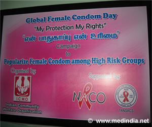 Observing Global Female Condom Day in India