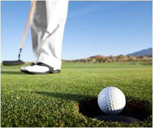 Golfer's Performance Improved by Heart Rate Variability Biofeedback