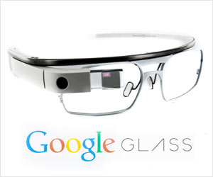 Measuring a Person's Brain Activity on Google Glass