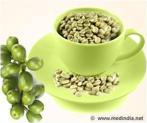 Green Coffee Bean Helps Lose Weight: Study