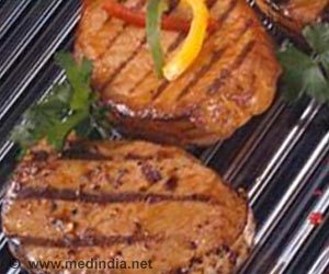 Regular Consumption of Grilled Meat May Increase the Risk of High Blood Pressure