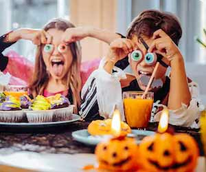 Halloween Increases Risk of Pedestrian Fatalities Among Children