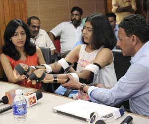 Asia's First Upper Arm Double Hand Transplants Performed at Amrita Hospital