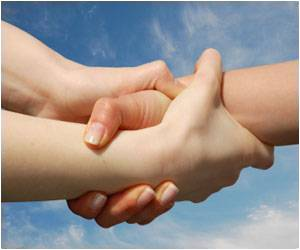 Handshake can Provide a Sign of a Person's Ability to Overcome Severe Illnesses