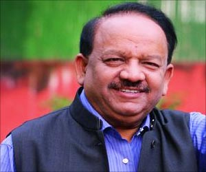 Harsh Vardhan Announces Plan to Eradicate TB from India by 2020