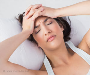 People With Insomnia, Sleep Related Problems Have Increased Sensitivity to Pain