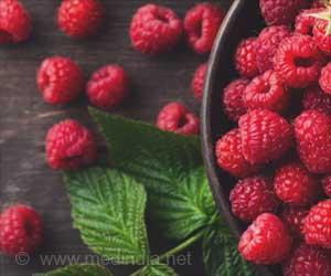 Eating Red Raspberries may Help People with Pre-diabetes