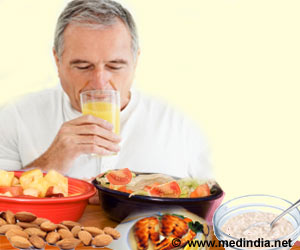 Effects of Earlier Poor Eating Habits may Stay Even After Improved Diet