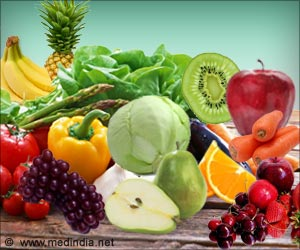 Lower Your Risk of Death from Heart Disease, Cancer with Five Daily Portions of Fruit and Vegetables