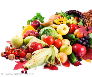 Fruits and Vegetables may Cut Down Stroke Risk