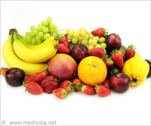 Antioxidants In Fruits and Vegetables Slows Down Aging and Boost Immune System