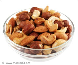 Eating Nuts during Pregnancy Can Boost Your Child's Neurodevelopment