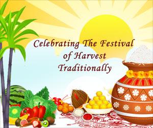 Celebrating the Festival of Harvest Traditionally