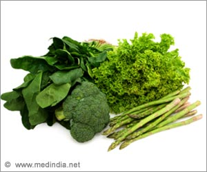 Green Leafy Vegetables Improve Brain Health in Older Adults