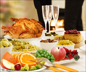 Feeling Sleepy Post-Thanksgiving? Blame The Calories Not The Turkey!