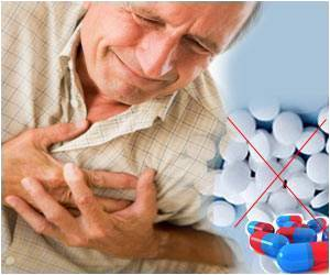 Big No to Combining Blood Thinners With Acid Reflux Tablets After a Heart Attack