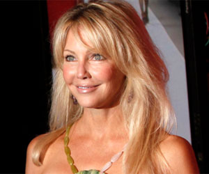 Heather Locklear Says Youthful Looks Down to Semen